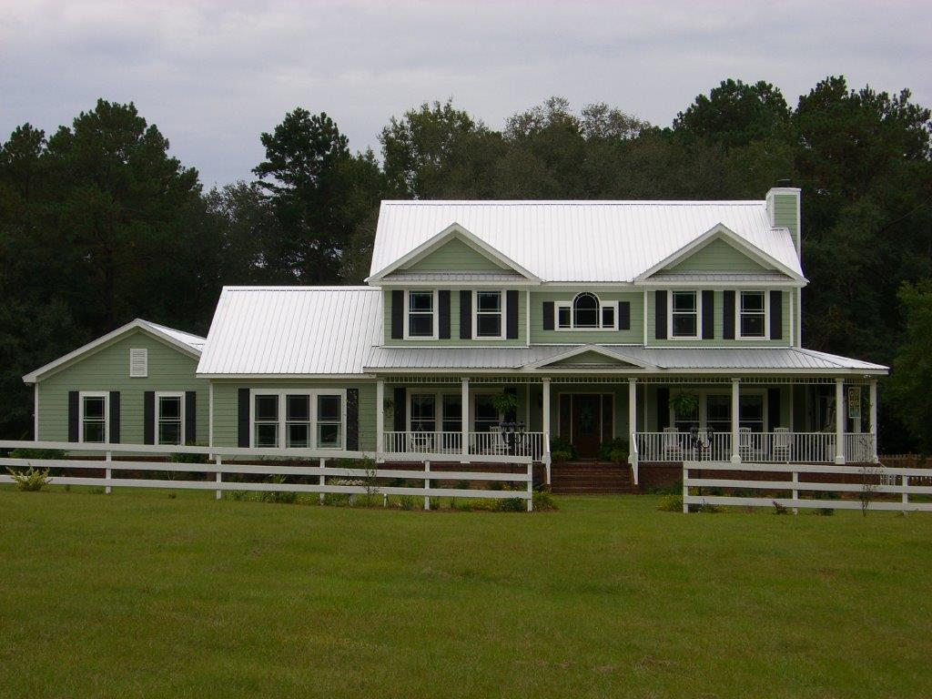 3,900 sq.ft. Home with Wrap-around Porch